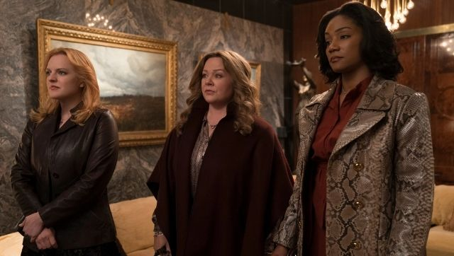 The Kitchen movie review Melissa McCarthy Tiffany Haddish Elizabeth Moss mob drama feels like a gang spoof gone wrong
