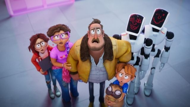The Mitchells vs the Machines movie review A genrebending animation film with unadulterated fun and a throbbing heart