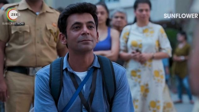 Ranvir Shorey Sunil Grover on playing quirky obsessive characters in ZEE5 thriller series Sunflower